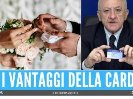 vantaggi card matrimoni ordinanza viaggi hotel