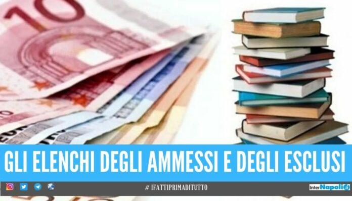 Borse di studio da 250 euro, la riscossione del contributo parte dal 31 luglio