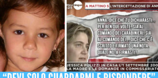 Denise Pipitone e Anna Corona