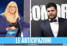 Mara Venier a Domenica In - Salvatore Esposito