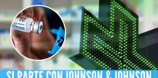 vaccini covid Johnson farmacie napoli