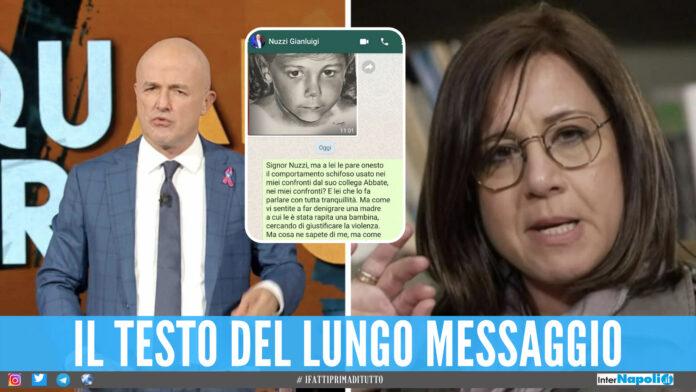 Piera Maggio e Gianluigi Nuzzi