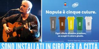 La pubblicità della differenziata con la canzone di Pino Daniele - Immagine ASIA