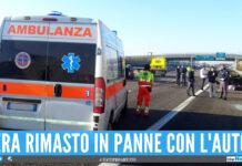 Incidente autostrada a2