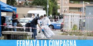 cadavere in valigia a Roma
