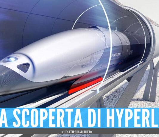 Treno Hyperloop