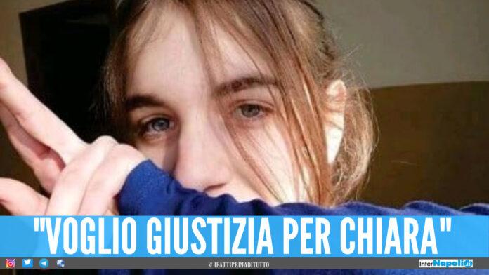 Chiara uccisa a 16 anni, lo strazio del padre: «Lasciai Napoli per andare in un posto sicuro»