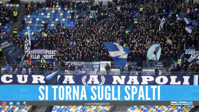 Tifosi stadio Serie A