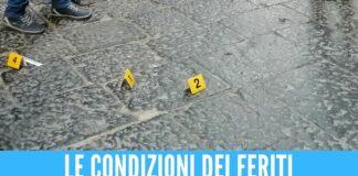 quartieri spagnoli sparatoria