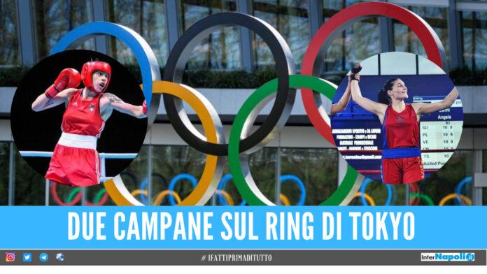 Olimpiadi di Tokyo Angela Carini e Irma Testa