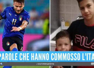 «Il mio gol per gli angeli Daniel e David», la dedica di Immobile per i due bimbi uccisi a Roma