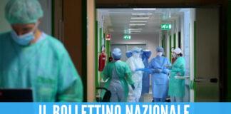 Oltre 2mila morti e più di 50 morti, il bollettino Covid di oggi in Italia
