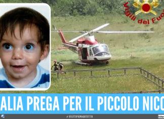 Il piccolo Nicola scomparso a 2 anni nei boschi del Mugello, ricerche con elicotteri e 200 soccorritori