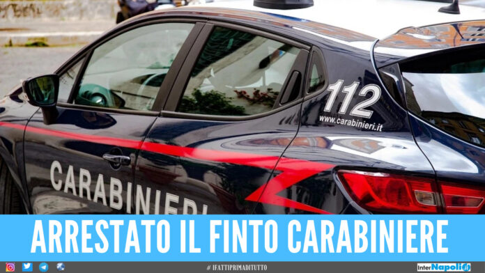 Arrestato 'falso carabiniere' a Giugliano, aveva distintivi e divise contraffatte