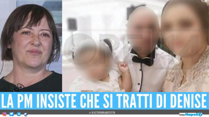 Denise Pipitone Milo Infante Maria Angioni