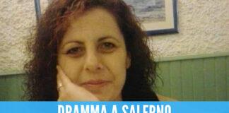 Salerno in lacrime per Giovanna, morta dopo una caduta a casa: lascia 4 figli