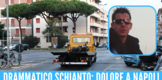 Incidente all'alba: napoletano morto sul colpo a Piombino (la sua moto portata via dal luogo dello schianto)