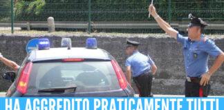 Prima lo schianto a Qualiano, poi insulta i carabinieri e picchia i medici: arrestato 44enne di Marano