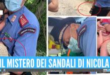 Nicola Tanturli, aperta un'inchiesta sulla scomparsa: il mistero dei sandali
