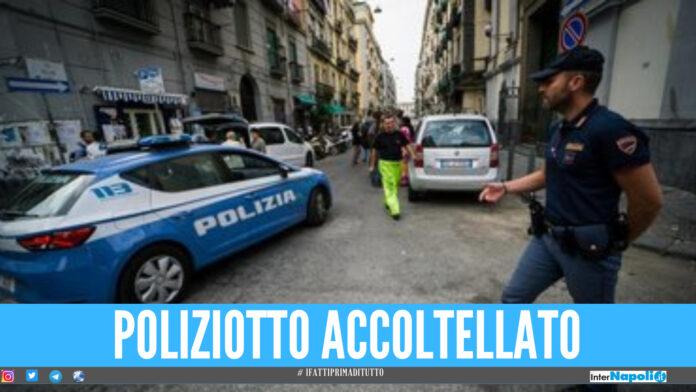Napoli, poliziotto accoltellato al Vasto: 28enne della Costa d'Avorio arrestato per tentato omicidio