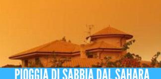 sabbia del Sahara
