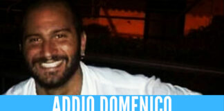 Lacrime in provincia di Caserta, Domenico ucciso da un brutto male a 35 anni