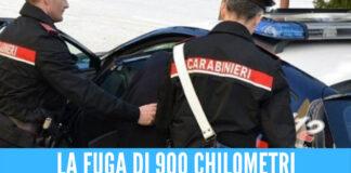 Accoltella il suocero in provincia di Napoli e scappa Bergamo, arrestato 33enne