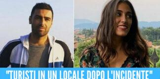Umberto e Greta travolti e uccisi da un motoscafo, test tossicologico per i turisti
