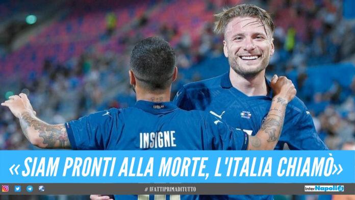 Euro 2021, stasera l'esordio dell'Italia: probabili formazioni e dove vederla