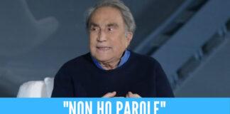 Emilio Fede senza pace, il giornalista svegliato nella notte dagli agenti nell'hotel a Napoli