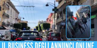 Business della prostituzione online: arresti e perquisizioni tra Napoli e provincia