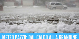 Meteo pazzo in Italia