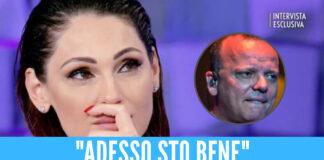 «Se parlo faccio danni», Anna Tatangelo getta fango sulla storia con Gigi D'Alessio