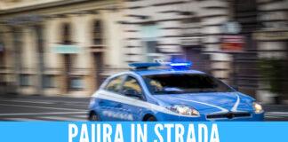 Far West tra le strade di Salerno, inseguimento e spari per bloccare un ricercato