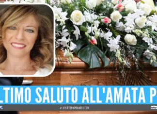 Funerali Rosanna Mastroianni