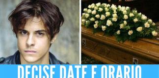 Michele Merlo funerali