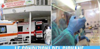 Ragazzo infettato dalla variante Delta portato al Cotugno, era già vaccinato
