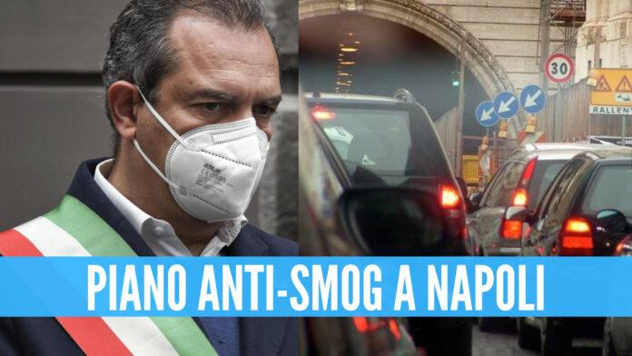 Napoli, ordinanza di De Magistris