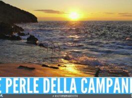 bandiera blu campania spiagge capri