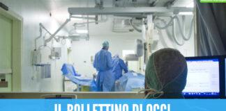 Bollettino Covid Campania