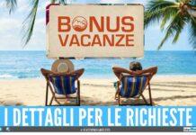 bonus vacanze requisiti modalità richieste agenzie di viaggio come richiederlo