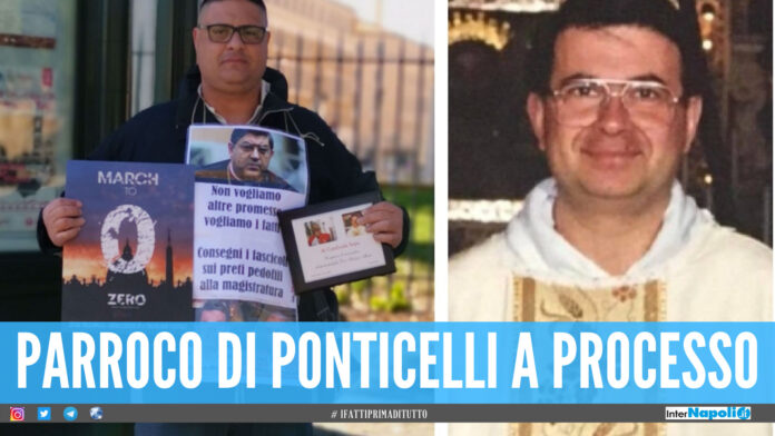 don Silverio Mura Sacerdote di Ponticelli