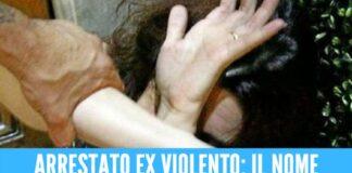ex violento a Napoli