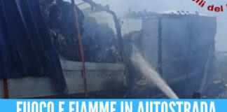 Inferno sull'autostrada A14: due morti ed un ferito grave