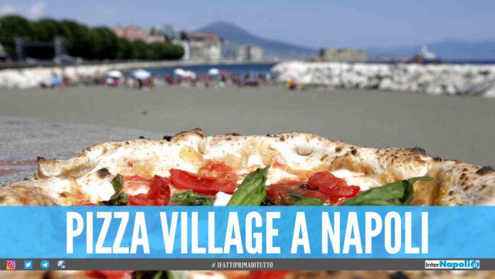 Pizza Village a Napoli