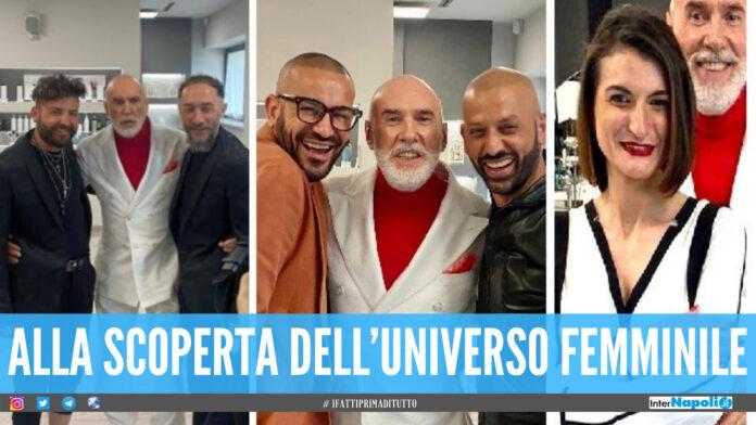 'Uniche': appuntamento speciale su Rai Premium. Diego Dalla Palma incontra i professionisti del momento