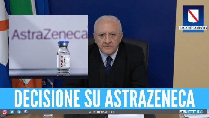 Astrazeneca De Luca