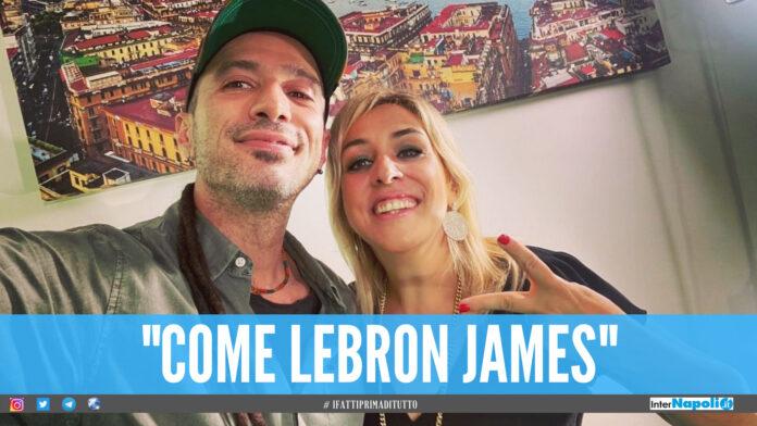 'Come LeBron James', Valerio Jovine riassume 25 anni di musica e passioni nel nuovo brano