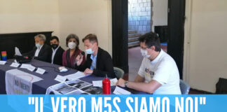 Il M5S a Napoli, la conferenza stampa