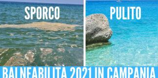 Balneabilità 2021 in Campania